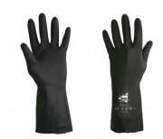 Gant protection chimique néoprène - Taille : De 7 à 10