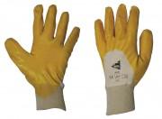 Gant protection jaune - Taille : De 7 à 10