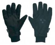 Gants à manchette - Paume en PVC antidérapant - Taille: 10
