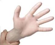 Gants d'examen médicaux - Tailles: S, M, L et XL