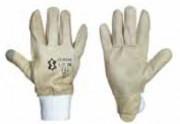 Gants de protection cuir hydrofuge