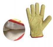 Gants de protection vachette - Tout cuir vachette - Taille: 10 - Norme ES 388: 2111
