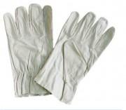 Gants de sécurité cuir agneau - Taille : 9 ou 10 - Matière : Cuir agneau