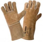 Gants de soudeur - Taille : 10 - Longueur : 35 cm