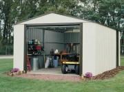 Garage en métal