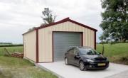 Garage métallique modulaire - Hangar métallique pour garage de voiture
