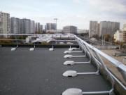 Garde corps pour terrasse - Modulable et démontable