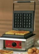 Gaufrier pour professionnel - Thermostat : 0° - 300 °C