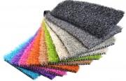 Gazon synthétique couleur - 10 Coloris disponibles