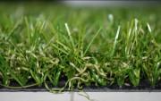 Gazon synthétique jardin - Résistant à l'arrachement - Réaliste
