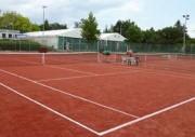 Gazon synthétique Tennis - Remplissage Silice : 15kgs/m²