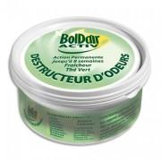 Gel déstructeur d'odeur thé vert 300G - Boldair