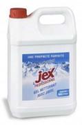Gel nettoyant javellisé - Biocide : Bactéricide - PH dilué : 13 - PH pur : 12