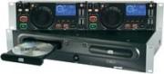 Gemini double lecteur CD CDX-2410 - 304941-62