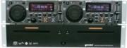 Gemini double lecteur CDMP-2600 - 303715-62