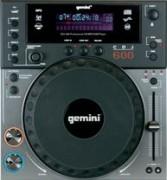 Gemini lecteur DJ CD/MP3/USB CDJ-600 - 303713-62