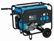 Générateur 230 V - Réservoir d'essence : 25 L
