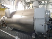 Générateur air chaud gaz industriel