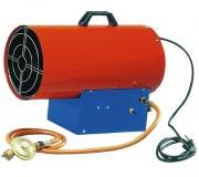 Générateur air chaud mobile à gaz - Débit d'air : 850 m³/h