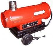 Générateur d'air à combustion indirecte - Débit d'air (m³/h) : 2500