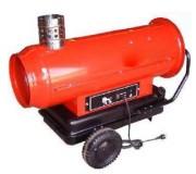 Générateur d'air chaud - Débit d'air (m³/h) : 2500