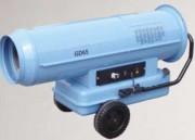 Générateur d'air chaud mobile électrique - Puissance électrique (Kw) : 115.3