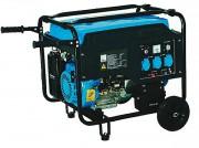 Generateur electrique - Réservoir d'essence : 25 L - démarrage électrique