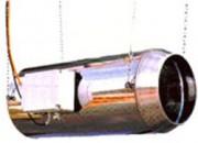 Générateur mobile d'air chaud - Puissance thermique : 26,6 kW / 43,5 kW