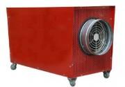 Générateur mobile électrique centrifuge - Modèle : Mobile - Débit d'air (M³/H) : 1600 à 1650 (15°C)