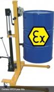 Gerbeur Atex pour fûts - Pour fûts de 220 litres