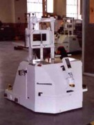 Gerbeur automatique - Hauteur d'élévation : De 85 à 4700 mm