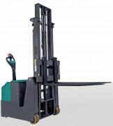 Gerbeur contrepoids 1500 kg - Charge (kg) : 600 ; 800 ; 1000 ; 1200