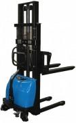 Gerbeur demi électrique - Charge utile (Kg) : 1000