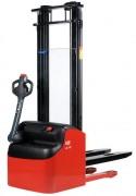 Gerbeur électrique 3000 Kg - Conducteur accompagnant à forte capacité MANULOC