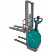 Gerbeur électrique a fourche réglable - Gerbeur électrique 1000 kg a fourche réglable