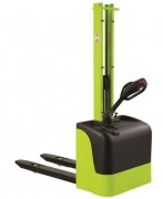 Gerbeur électrique à mât poutre - Capacité de levage : 1000 kg