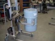 Gerbeur électrique aluminium - Capacité de levage (Kg) : 100