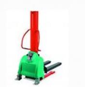 Gerbeur électrique avec batteries sèches - Capacité de charge (kg) : 250 - 500 - 1000