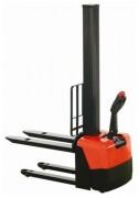 Gerbeur électrique compact 1000 kg - Capacité 1000 kg - 5 appuis au sol