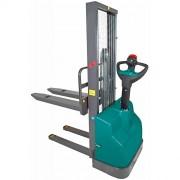 Gerbeur électrique compact - Capacité par plateau : 1000 kg