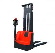 Gerbeur électrique grande levée 1000 kg - Capacité de charge : 1000 kg