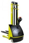 Gerbeur électrique industriel compact - Capacité de levage (kg) : 1000 ou 1200