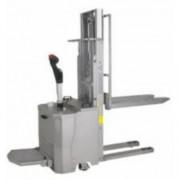 Gerbeur électrique inox 3,2 m - Capacité : 1200 ou 1500 kg