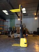 Gerbeur électrique occasion - Capacité : 1.2 T
