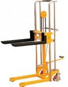 Gerbeur hydraulique manuel - Longueur totale : 1040 mm