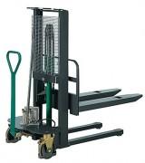 Gerbeur manuel 1000 et 1200 Kg - Capacités de charge (Kg) : 1000 et 1200