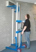 Gerbeur manuel 200 Kg - Capacité de charge jusqu'à 200 kg