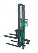 Gerbeur manuel 250 kg - Capacités : 250 kg - 500 kg - 1000 kg.