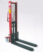 Gerbeur manuel à clapet de surcharge - Capacité de levage : 1000 kg