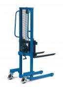 Gerbeur manuel à manivelle - Charge (kg) : 250 - 500